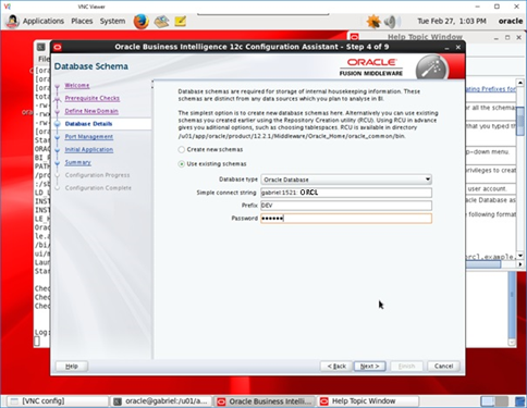 How to install Oracle Business Intelligence 12c (12 2 1 0